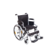 "Aναπηρικό Αμαξίδιο Αλουμινίου Gemini ""ADAPT"" 46cm 24'' (110Kg)"