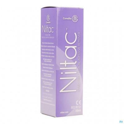 Αφαιρετικό σπρεϋ Niltac ιδανικό για όλες τις στομίες 50ml
