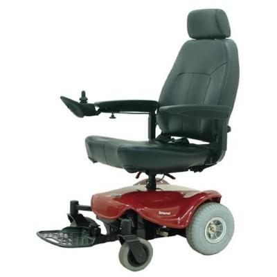 Αναπηρικό Αμαξίδιο Ηλεκτροκίνητο AGILA (Kόκκινο)