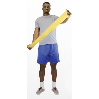 CanDo Λάστιχα Εξάσκησης - Μαύρο 5,5m