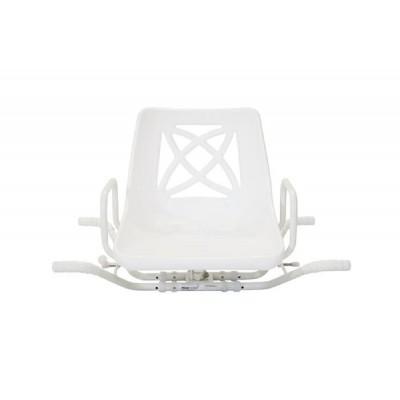 Καρέκλα Μπανιέρας Περιστρεφόμενη Ρυθμιζόμενη