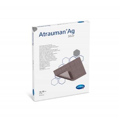 Hartmann Επίθεμα με άργυρο Atrauman Ag 10X10cm- 10τεμ.